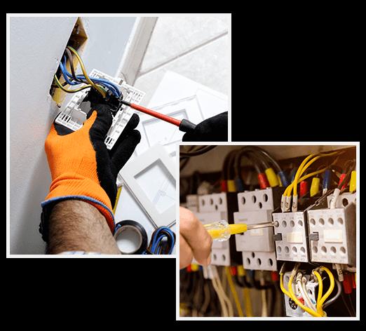 Installation de système électrique